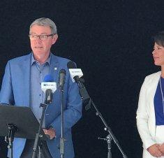 Début de la construction du complexe Le Saphir : 60 nouveaux emplois et un investissement de plus de 50 M$ du Groupe Robin