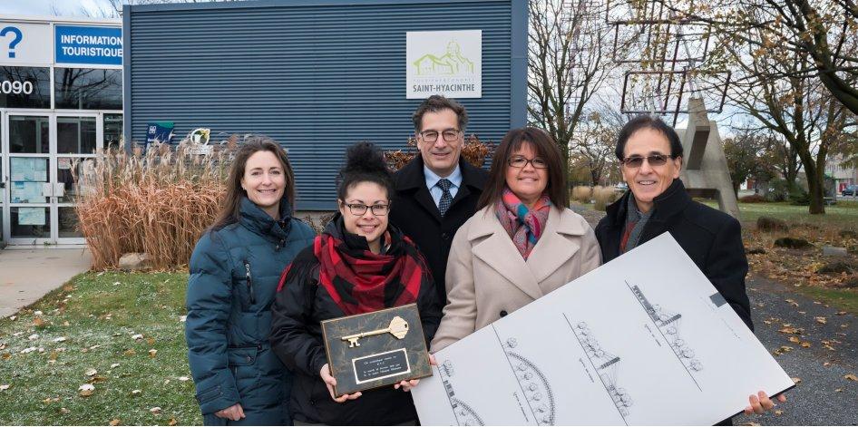 Le Bureau d'information touristique de Saint-Hyacinthe tourne la page sur 26 ans de présence à l'Espace maskoutain