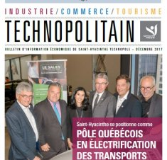 Le Technopolitain – Décembre 2017