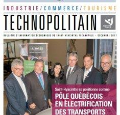 Le Technopolitain – Décembre 2017