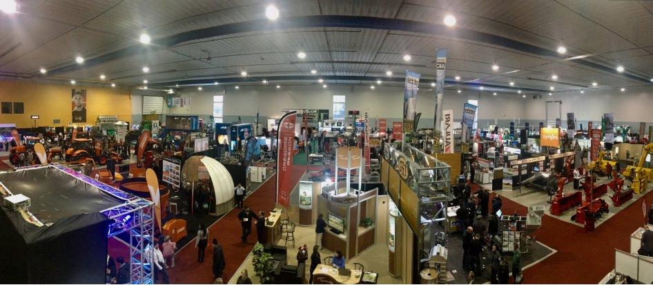 Près de 14 000 visiteurs pour le 32e Salon de l'agriculture de Saint-Hyacinthe