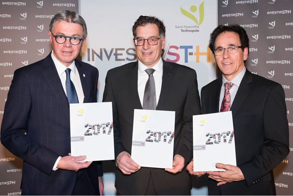 Saint-Hyacinthe Technopole confirms increase in key local economic indicators