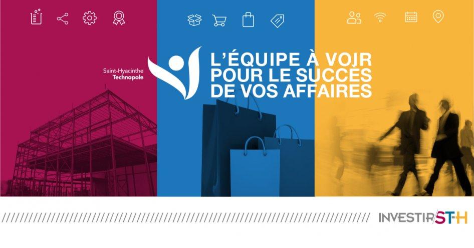 Saint-Hyacinthe Technopole et Inno-centre offrent un programme d'accélération de croissance pour les PME maskoutaines
