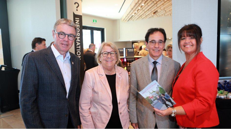 Saint-Hyacinthe Technopole lance  la saison touristique 2018-2019
