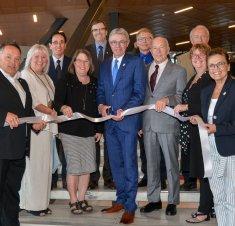 Le Centre de congrès de Saint-Hyacinthe est officiellement inauguré