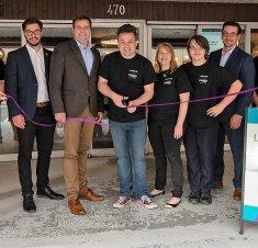 Inauguration de l'EMPRISE - Resto-pub ludique au centre-ville de Saint-Hyacinthe