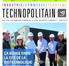 Le Technopolitain - Juin 2018