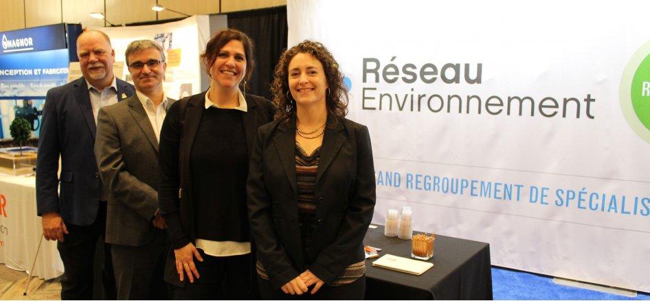 Réseau Environnement choisit Saint-Hyacinthe  pour la tenue de deux importants événements