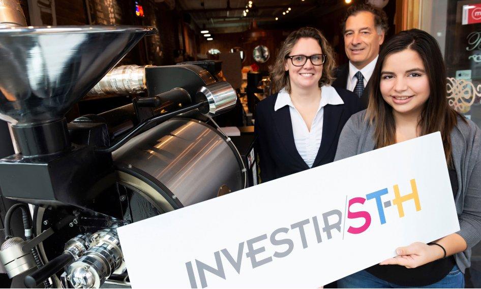 Mareiwa Café Colombien réalisera un investissement  de 1,2 M$ pour une nouvelle usine à Saint-Hyacinthe