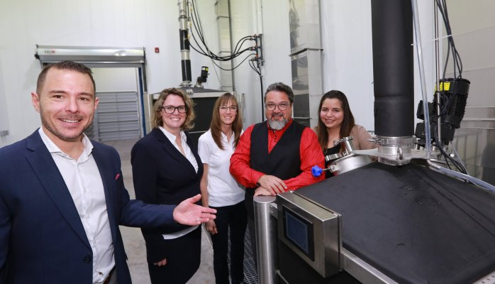 Major investment in new agri-food business incubator in Saint-Hyacinthe