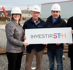 Entreprise Électrique M.J.L. invests $2.2 millions to build new facilities in Saint-Hyacinthe