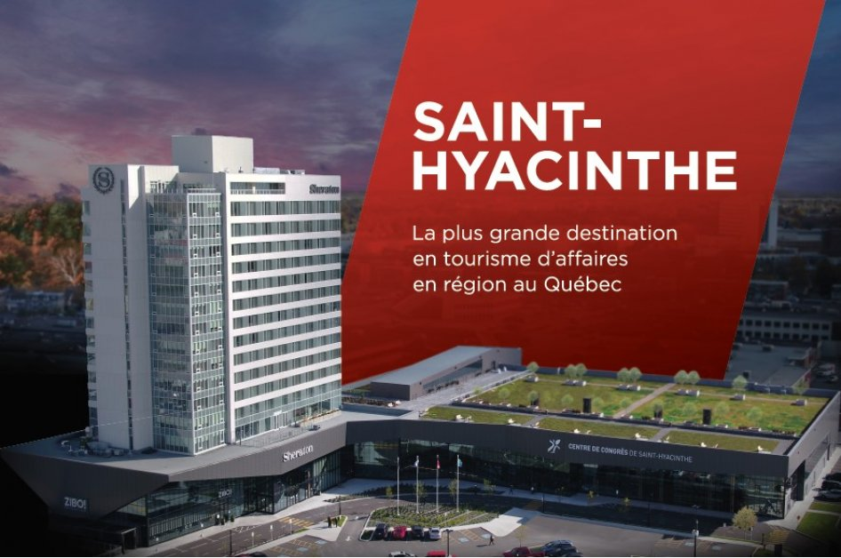 Saint-Hyacinthe Technopole launches its annual business tourism campaign with new tools