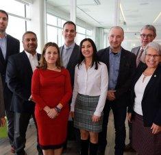 Québec et Ottawa accordent près de 2 millions de dollars à cinq entreprises de Saint-Hyacinthe