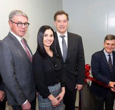Cascajares inaugure ses nouvelles aires de production et souligne ses 10 ans à Saint-Hyacinthe
