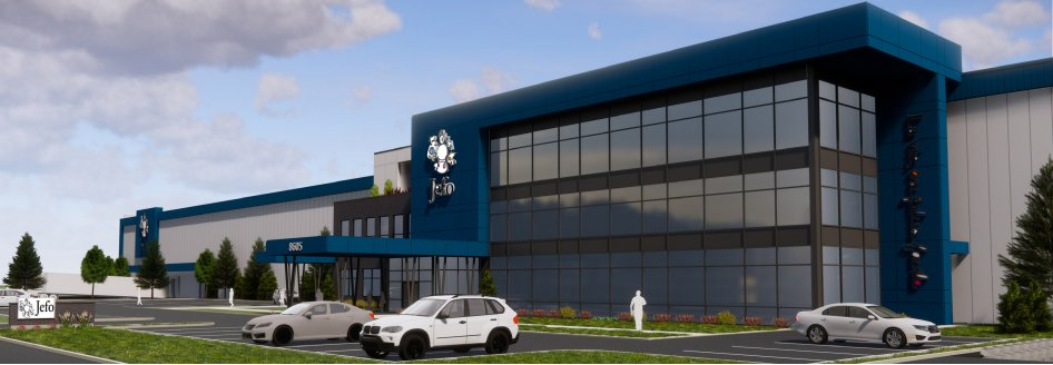 Jefo to invest 30 M$ in a new production plant