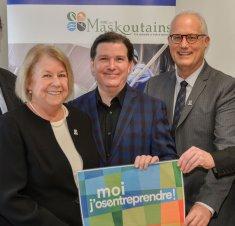 Les nouveaux entrepreneurs de Saint-Hyacinthe invités à déposer leur candidature au Défi OSEntreprendre
