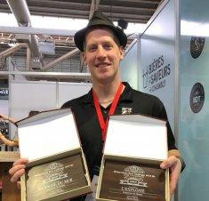 Brasseurs du Monde remporte deux médailles d'or au Barcelona Beer Festival