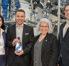 New manufacturing company : Distillerie NOROI opens in Saint-Hyacinthe