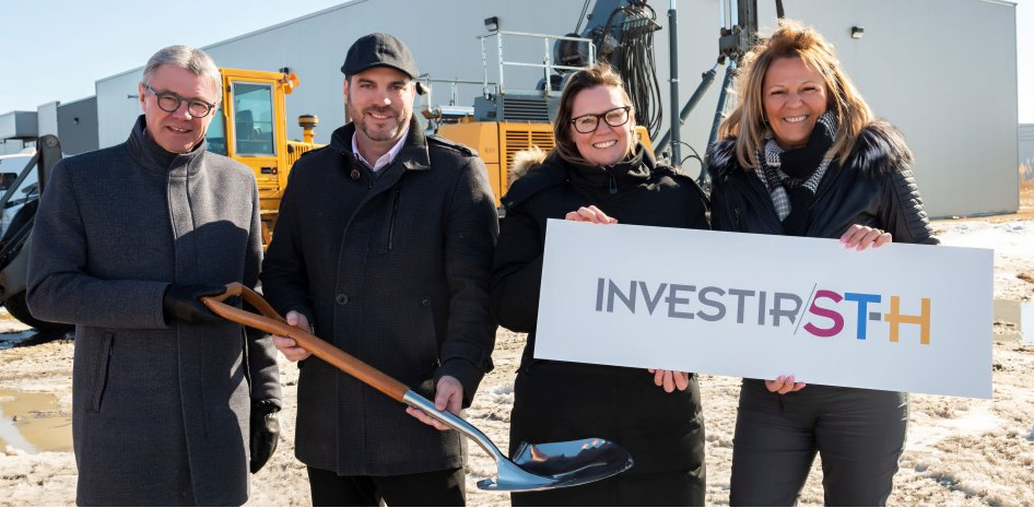 Groupe DCL invests $3M to expand its facilities in Saint-Hyacinthe