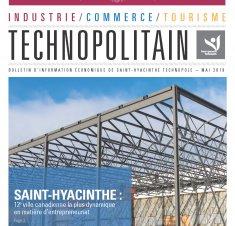 Le Technopolitain - Mai 2019