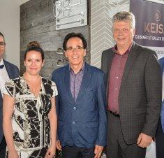 Keisa – cuisines et salles de bains ouvre ses portes à Saint-Hyacinthe